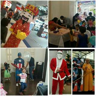 MASCOT EVENT FOR YOUR EVENTS