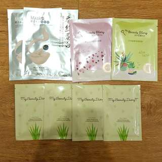 Face Mask sale! $0.80 each!