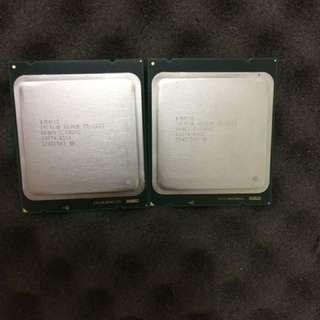 Intel XEON E5-2630, 6 Cores, 12 Threads, 2.3ghz, LGA 2011