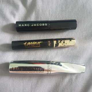 NEW High End Mascaras
