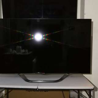 LG 55吋 無邊框 3D Smart TV 55LA8609