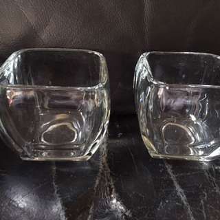 Two small decorative pieces