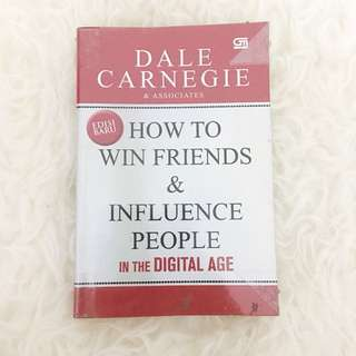 How To Win Friends & Influence People In The Digital Age Dale Carnegie