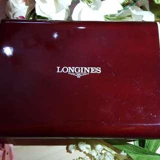 LONGINES 浪琴錶 木盒