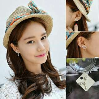 Leaf Ear Cliff Earring