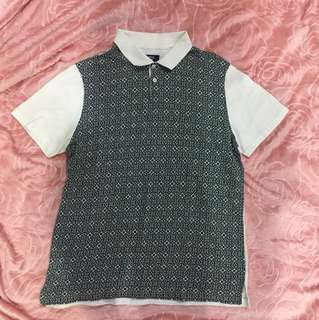 POLO SHIRT/ atasan. 99% Good quality. MURAH. FIT M-L kecil