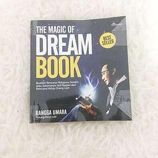 The Magic Of Dream Book Buatlah Rencana Hidupmu Sendiri atau Selamanya Jadi Bagian dari Rencana Hidup Orang Lain Rangga Umara