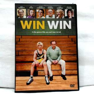 WIN WIN (Original Dvd)