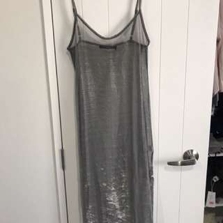 Glassons mesh top dress