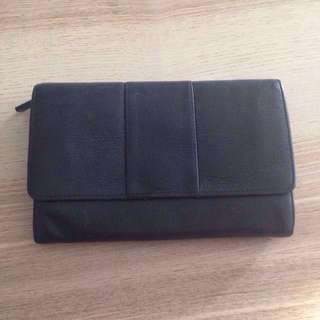 Status Anxiety Ida Wallet Black