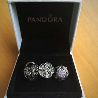 Pandora Inspired Charms
