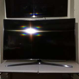 Samsung 49吋 曲面 4k smart TV UA49KU6900