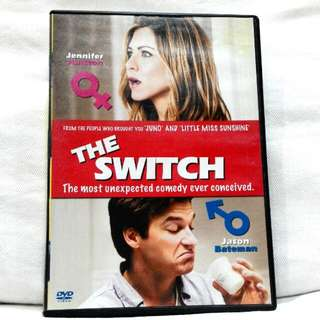 THE SWITCH (Starring Jennifer Aniston, Jason Bateman)