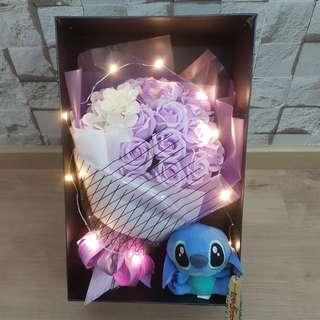 ($52)Valentine Flower