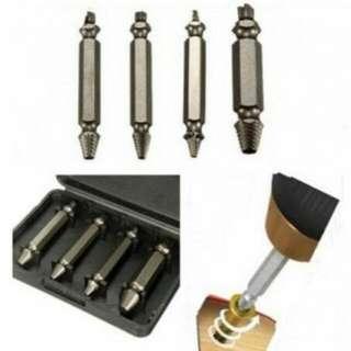 Aisxle Screw extractor - silver