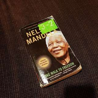 Long Walk to Freedom : The Autobiography of Nelson Mandela by Nelson Mandela
