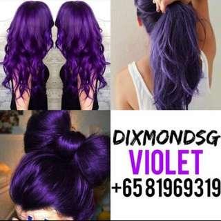 Korea Hair Dye