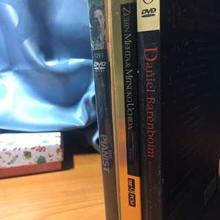 Music-related DVDs