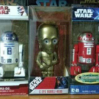 Star Wars Bobblehead Collectibles Figurines