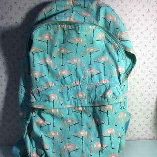 Typo Flamingo Bag