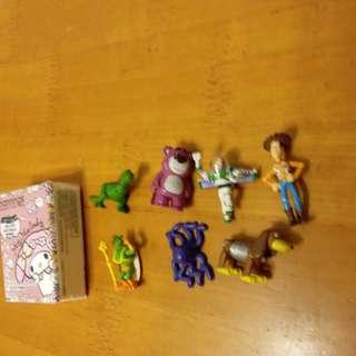 迷李鈕蛋玩具全套包郵