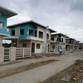 House and lot in biasong talisay