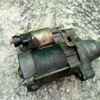 Honda city starter motor