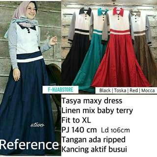 Tasya maxy dress