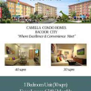 Camella Condo Homes