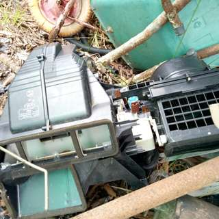 Honda city air cond cooling coil