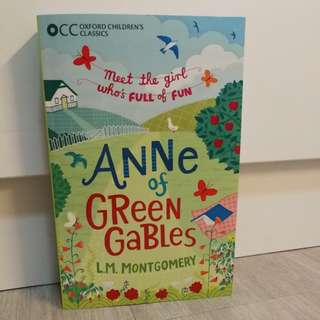 Anne of the Green Gables by L.M. Montgomery