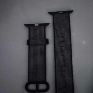 Apple Watch Gray Woven Strap 42mm/32mm