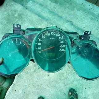 Honda city meter
