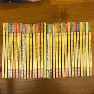 Geronimo Stilton Books x31