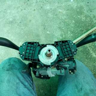 Honda city steering box