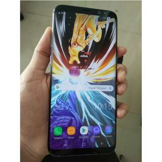Samsung S8+ Maple Gold 64Gb