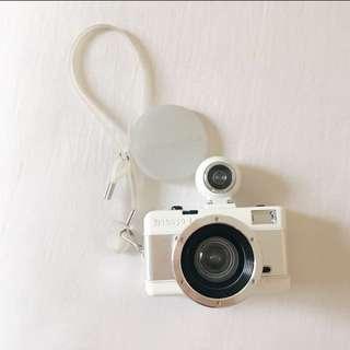 (preloved) Fisheye 2 white lomo camera