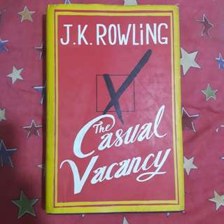 Casual Vacancy and Catastrophic History of You and Me