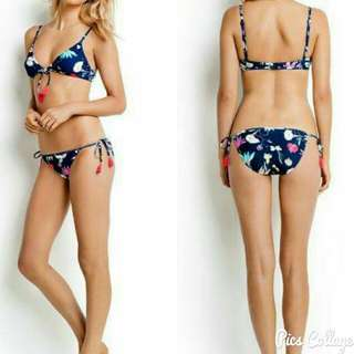 Printed 2Pc Swimwear