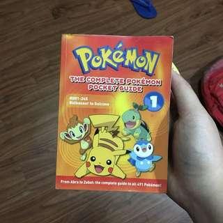 Pokemon: the complete pokemon guide