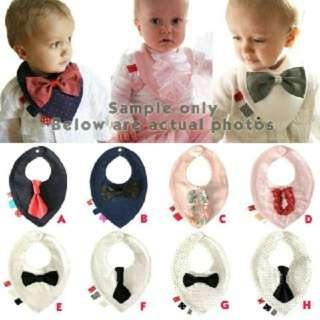 Bow  tie bibs (GB040)