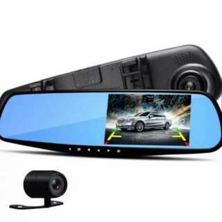 Full HD Vehicle Blackbox DVR touchscreen