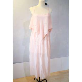 Light Pink Long Dress