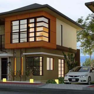 Single Detached House and Lot in Consolacion Cebu