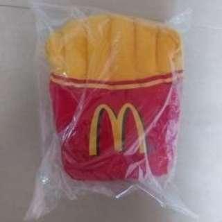 麥當勞薯條咕