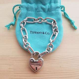 Tiffany Return to Tiffany Love Lock Bracelet