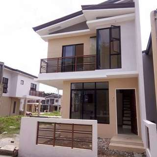 2Storey Single Attached House in Talisay City