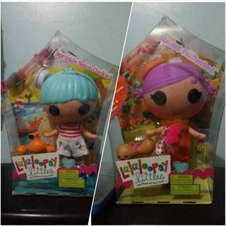 Lalapoopsy Dolls