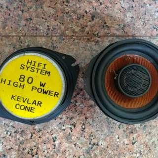 Kevlar Cone Tweeter Speaker