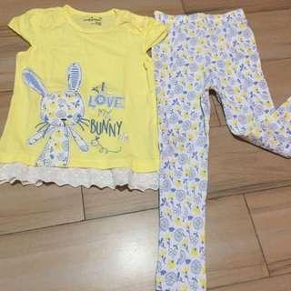 Baju santai Anak Brand Jumping beans